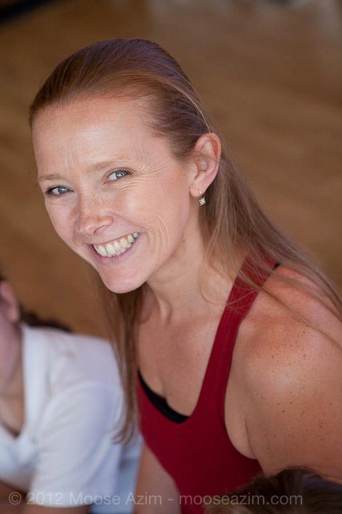 Nina D Atkindson - Artistic Director of LOOP